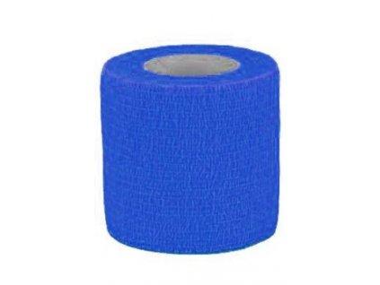 Obinadlo elast. CVET samoad.5cmx4,5m modré 1ks