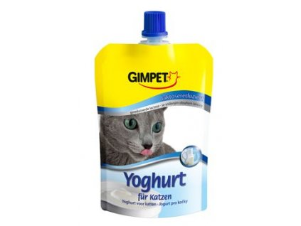 Gimcat Jogurt pro kočky 150g