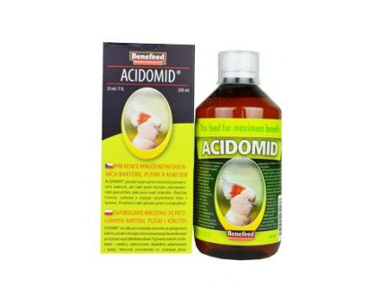 Acidomid E exoti  500ml