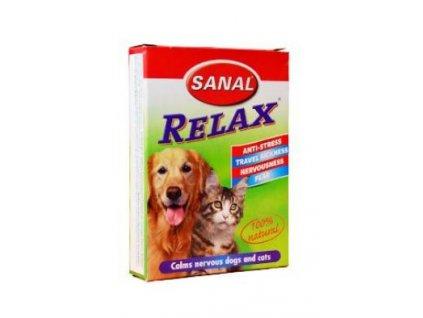 Sanal pes Relax antistres 15tbl