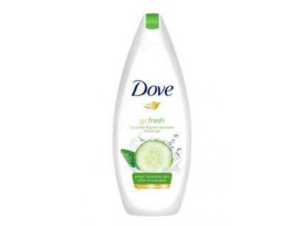 Dove sprchový gel GO Fresh okurka 250ml