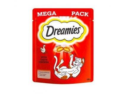 26429 dreamies kocka pochoutka mega pack kureci 180g