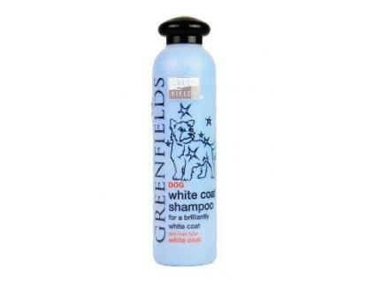 Greenfields šampon pro psy s bílou srstí  250ml