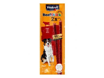 Vitakraft Dog pochoutka Beef Stick Beef 2ks