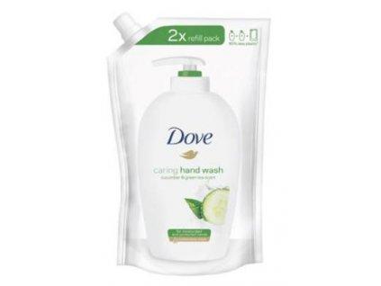 Dove mýdlo tekuté Okurka+Zelený čaj n.n. 500ml