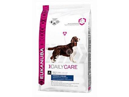 Eukanuba Dog  DC Overweight Sterilized 2,3kg