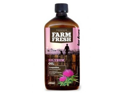 Farm Fresh Ostropestřecový olej /Silybum Oil/ 200 ml