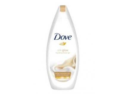 Dove sprchový gel Silk Glow 250ml