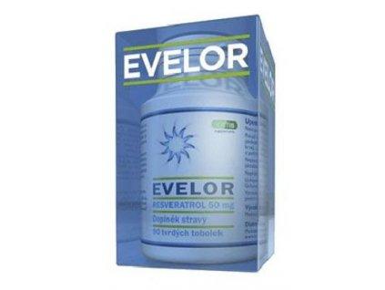 Evelor Resveratrol 50mg 90tbl