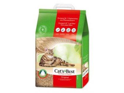 Podestýlka Cats Best Original Kočkolit 20l