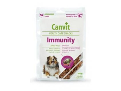 Canvit SNACKS Immunity 200 g