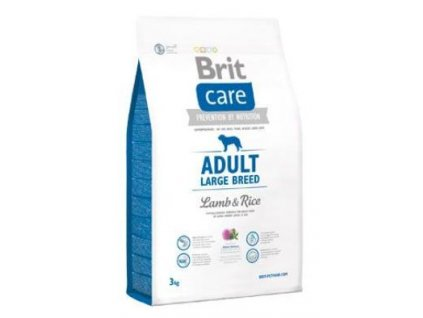 Brit Care Dog Adult Large Breed Lamb & Rice 3kg