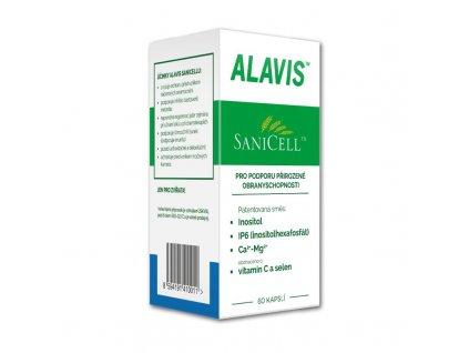 811 alavis sanicell pro psy kocky 90 g 2 x 60 tbl