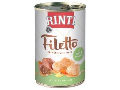 25970 finnern rinti dog filetto konzerva kure kachna ve stave 420g