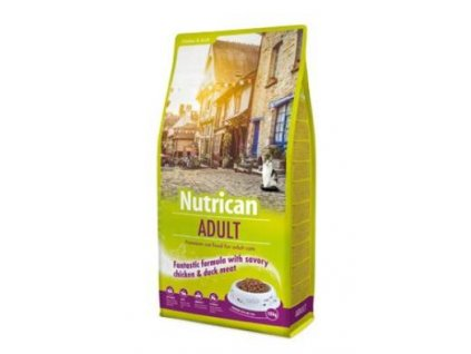 NutriCan Cat Adult 10kg