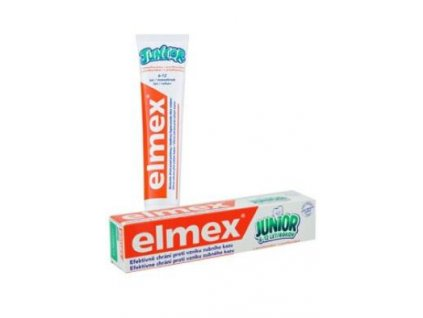 Zub.pasta ELMEX  Junior 75ml