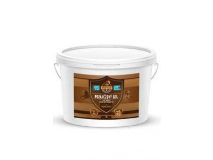 Pozátěžový gel chladivý pro koně 15 litrů
