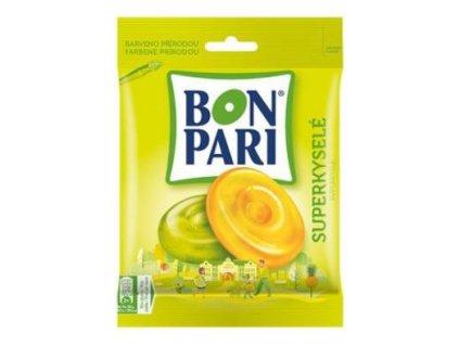 Cukrovinky bonbony Bonpari Super kyselé 90g