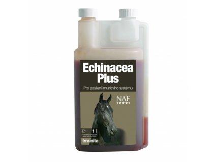 Echinacea plus, tekutá podpora imunitního systému s přírodním vitamínem C, láhev s dávkovačem 1000 ml