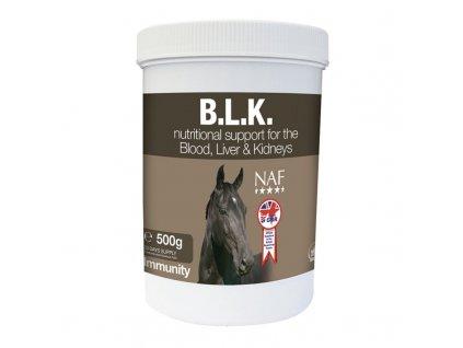 BLK pro detoxikaci organismu a regeneraci jater, kyblík 0,5 kg
