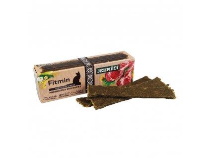 17645 fitmin cat purity snax stripes lamb 35 g