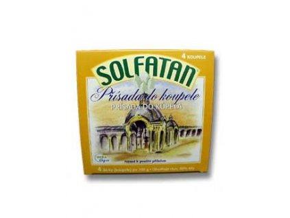 Solfatan pro balneo plv 4x100g