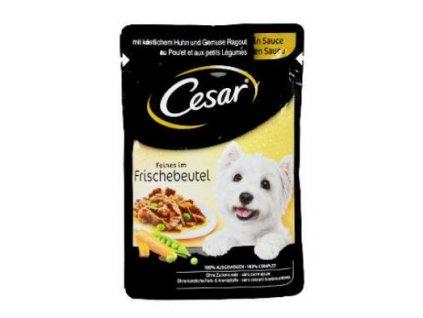 Cesar Tasty kapsička kuřecí ve šťávě 100g