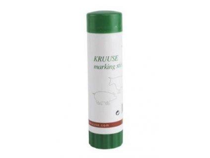 Křída vosková KRUUSE zelená 1ks