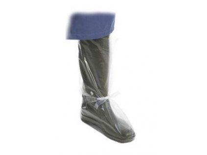 Návlek na obuv PE vysoký 50cm Extra KRUTEX 10párů