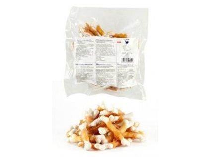 Want Dog poch. Calcium bone/kuřecí maso 100g