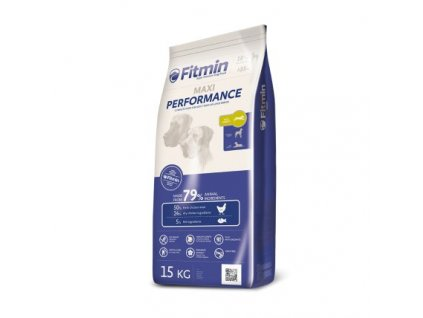 2272 fitmin dog maxi performance 3 x 15 kg