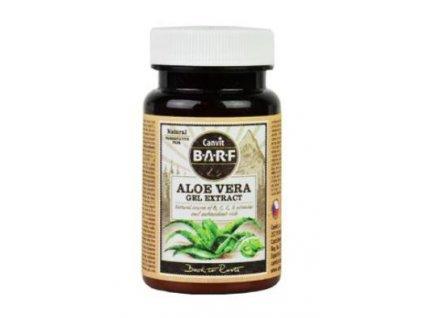 Canvit BARF Aloe Vera Gel Extract (pro urychlení hojení ran) 40 g