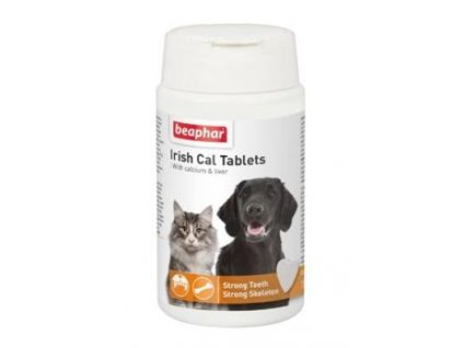Beaphar Irish Cal Tablets 150tbl