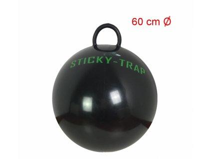 Sticky Trap černý míč k výrobě pasti na ovády, 1 kus