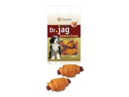 Dr. Jag Dentální Hot Dog Smokie 560g 16ks