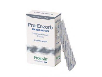 Protexin Pro-Enzorb pro psy a kočky 60cps*