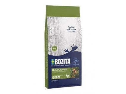 Bozita DOG Flavour Plus  12kg