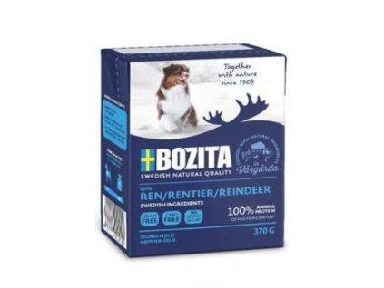 Bozita DOG Naturals BIG Reindeer / Sob 370g