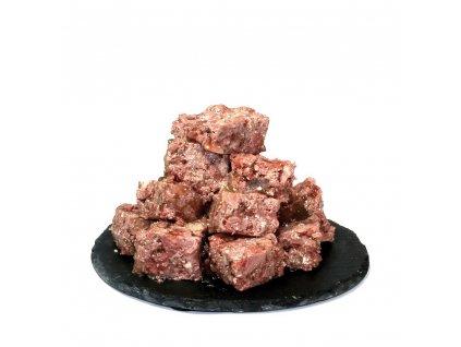 ffl dog tin beef 400 g h L