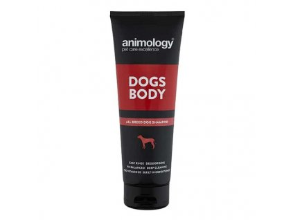 ANIMOLOGY Šampon pro psy Dogs Body, 250ml