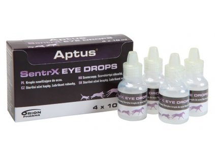 Aptus SentrX EYE DROPS 4x10ml