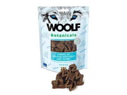 WOOLF Botanicals pochoutka Seafish/Kelp/Thyme 80g