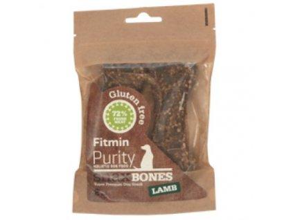 19931 fitmin purity snax bones jehneci pochoutka pro psy 2 ks