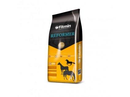 3487 1 fitmin reformer granulovane doplnkove krmivo pro kone 25 kg