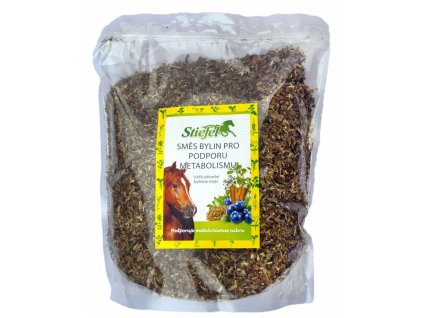 Byliny pro podporu metabolismu, Sáček 1 kg řezané byliny