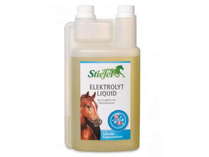 Elektrolyt liquid, Láhev s dávkovačem, 1 l