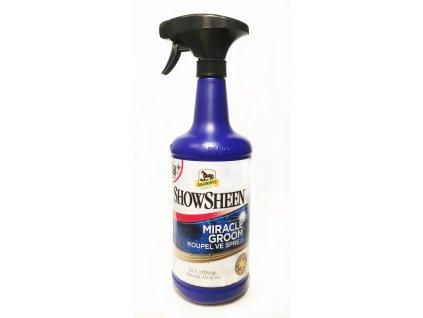 Absorbine Miracle groom - Koupel ve spreji 5 v 1 bez použití vody, Lahev s rozprašovačem, 946 ml
