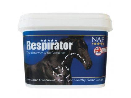 Respirator powder (prášek), pomoc při potížích s dýcháním, kyblík 1 kg
