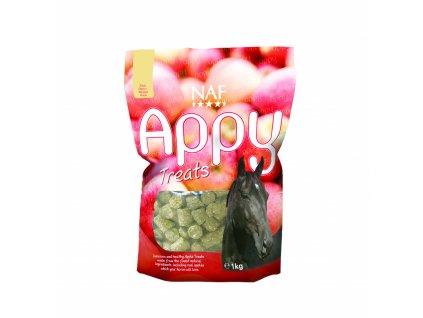 Appy treats jablečné pamlsky, sáček 1kg
