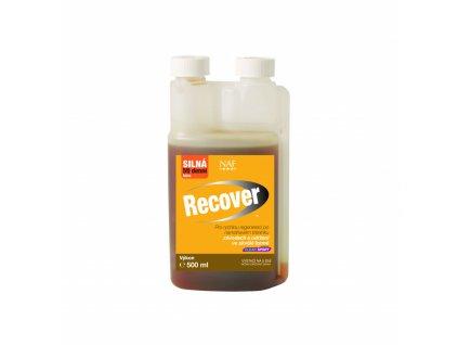 Recover pro zotavení po náročném výkonu, láhev s dávkovačem 500ml